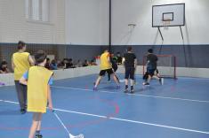 Florbalový turnaj 2019